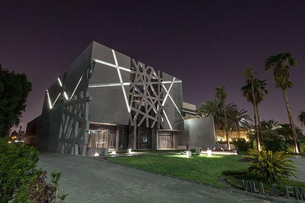 طراحی نما و دکوراسیون خانه ای در کویت
