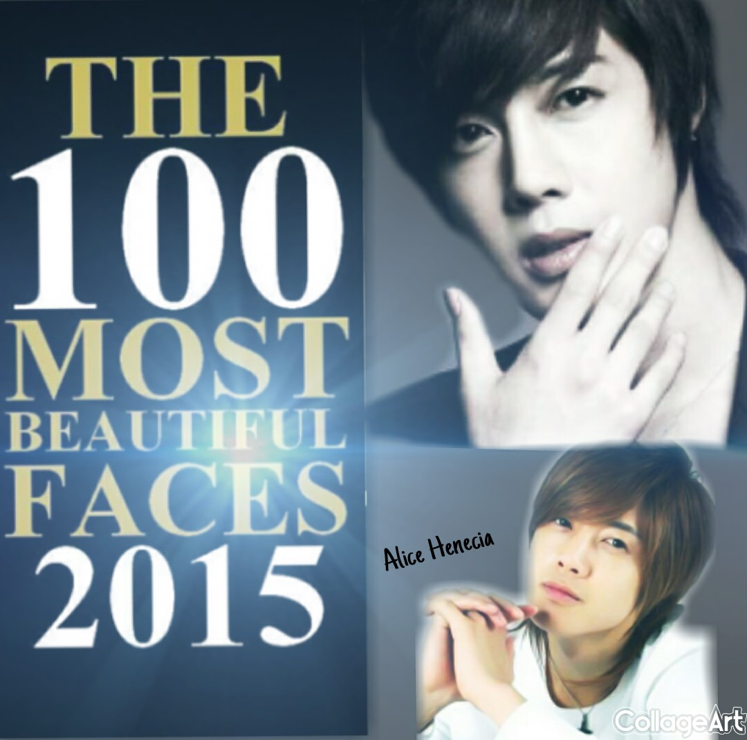 Vote for The 100 Most Handsome Faces 2015