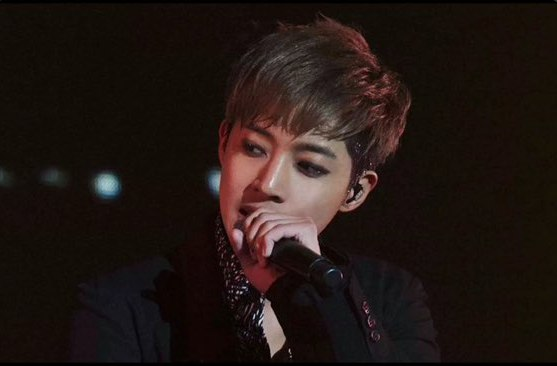 [Voice] Kim Hyun Joong Japan Mobile Site Update [2015.12.16]
