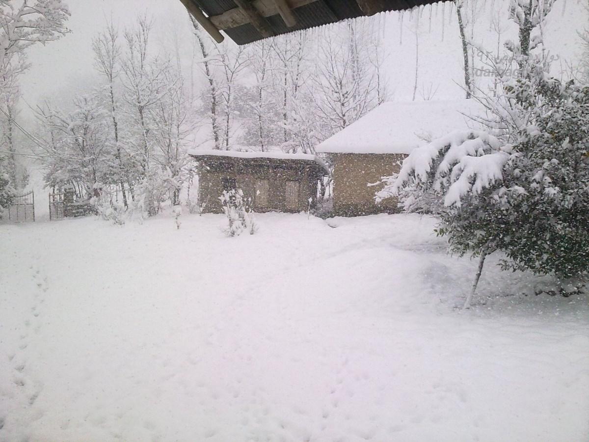 barf darbagh ir 12 16  برف دارباغ 12 بهمن 92