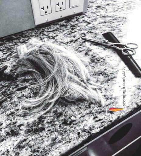 عکس هیلاری داف با مدل موی کوتاه شده ! , عکس بازیگران خارجی