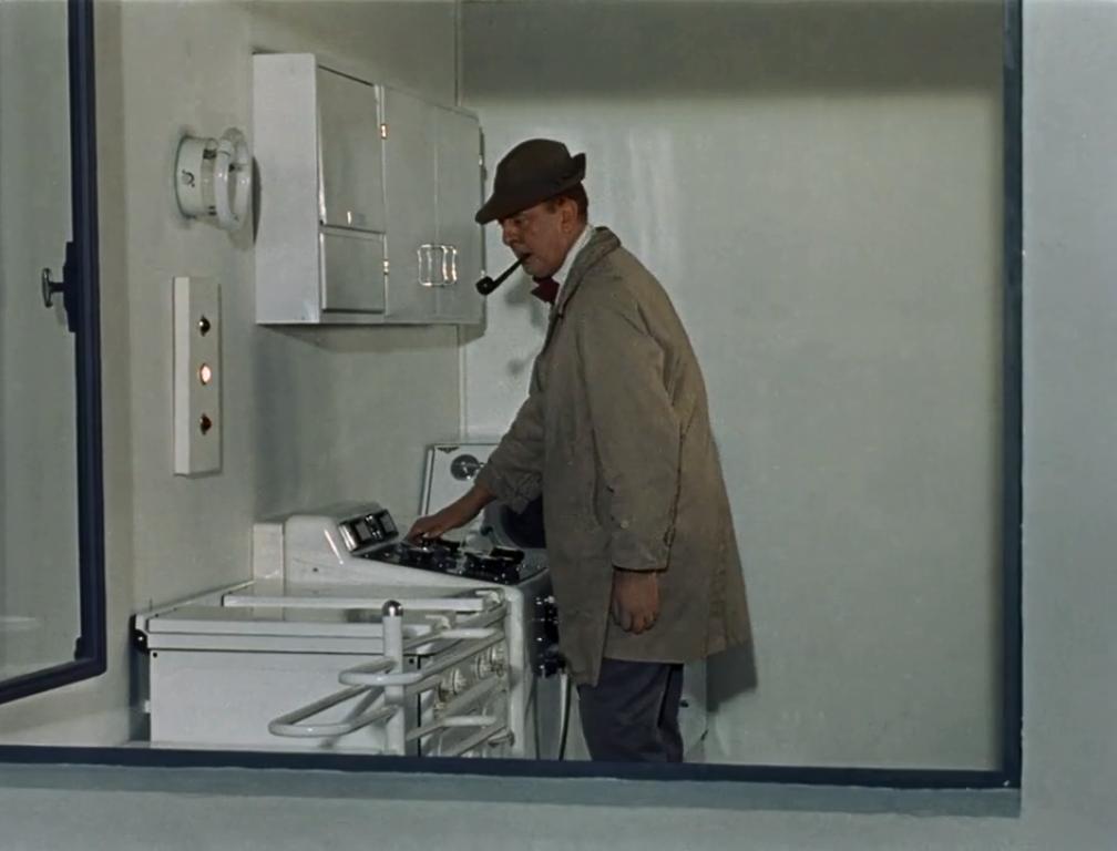 Mon Oncle - 1958 - Jacques Tati - ژاک تاتی