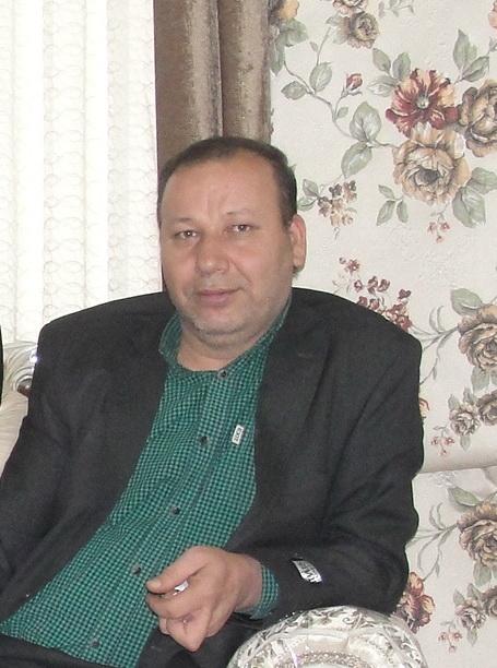اعلام نامزدی علیرضااحسانی نیا برای دهمین دوره انتخابات مجلس شورای اسلامی