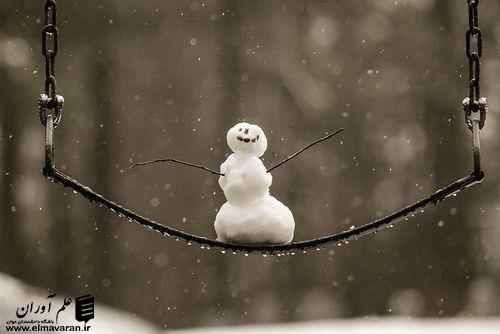 سلام زمستان * علم آوران | باشگاه دانشمندان جوان