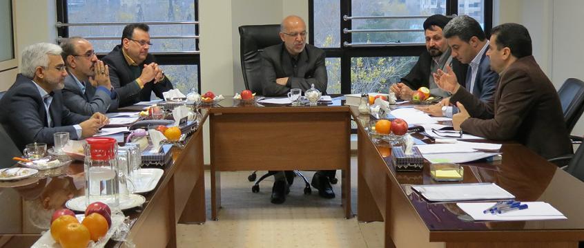 پانزدهمین جلسه هیأت مدیره موسسه فرهنگی ورزشی و توانبخشی ایثار تشکیل شد
