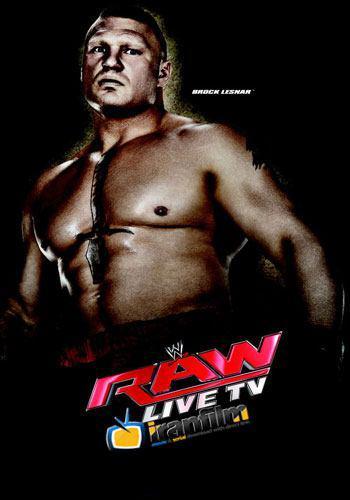 دانلود سری مسابقات WWE RAW