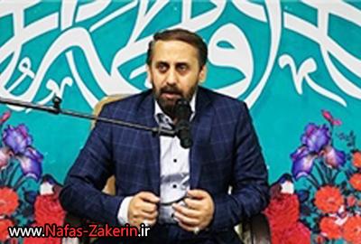 حاج احمد واعظی - شب ولادت امام رضا ۱۳۹۴