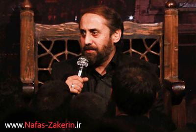 حاج احمد واعظی - شام شهادت امام صادق ۱۳۹۴