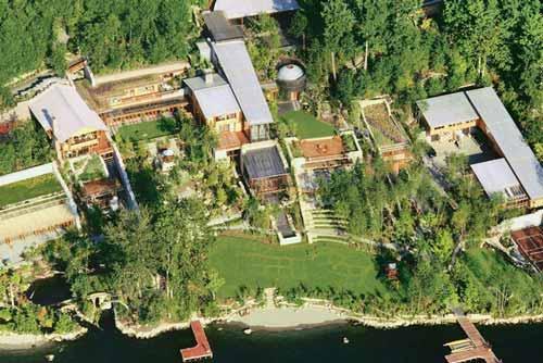 خانه بیل گیتس 20 سال پیش مجهز به فناوری های امروز بود , عمومی