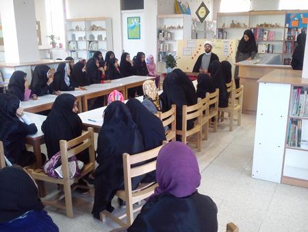 سخنرانی امام جمعه قهدریجان در کانون پرورش فکری