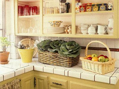 طرز چیدن اشپزخانه های کوچک