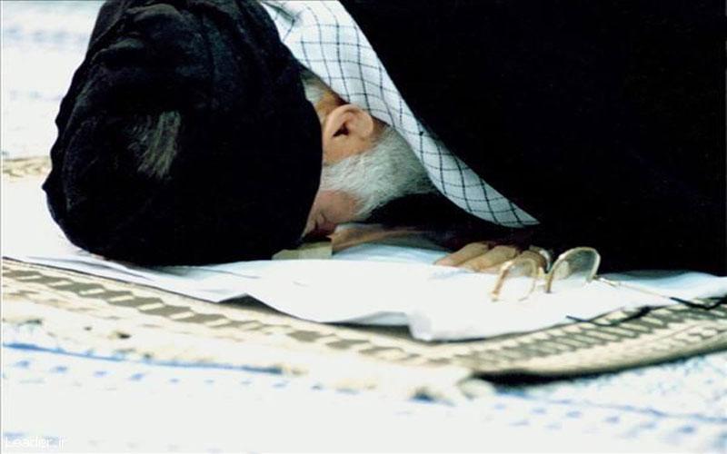 علت خواندن نمازهای روزانه از زبان رسول خدا(ص)