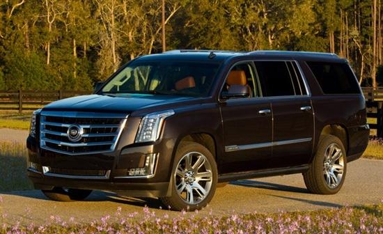 Cadillac Escalade ESV Platinum 4WD