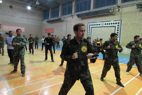 لینک گروه بجنوردی ها دوره آموزش تونفا در شهرستان گرمه برگزار شد / تصاویر