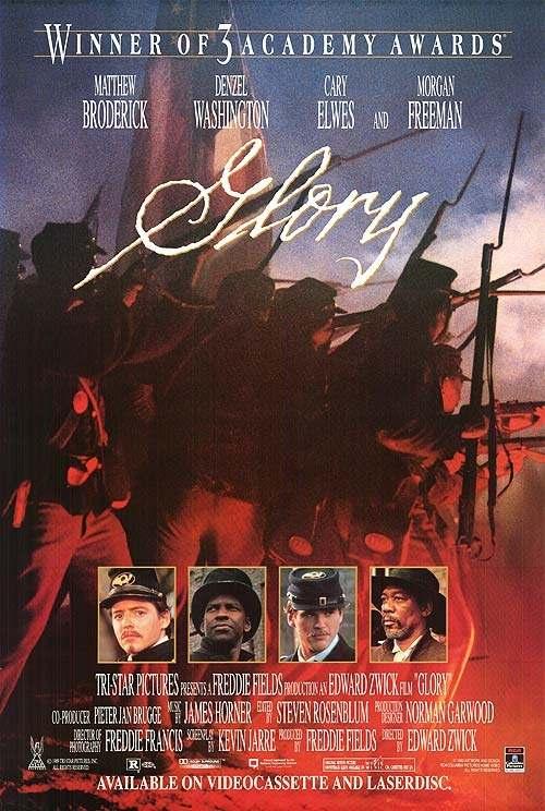 فیلم Glory 1989
