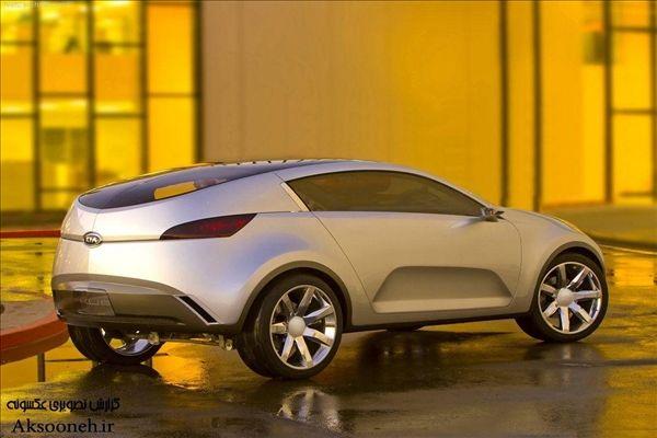 زیباترین تصاویر مفهومی ماشین کیا مدل کیو (Kia Kue Concept)