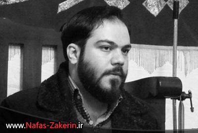 کربلایی سید رضا علیزاده-گلچین جلسات هفتگی 1394 - هیئت الحسین (ع)