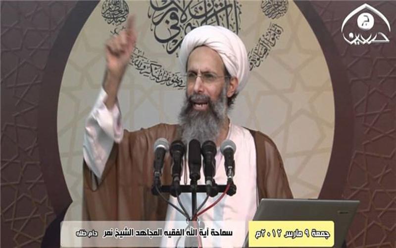شیخ نمر چه گفت که اعدام شد؟