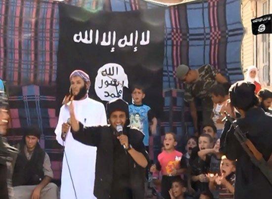 یک عربستانی ، خواننده داعش شد !! , بین الملل