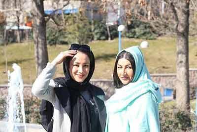 جدیدترین عکس های بهاره افشاری دی ماه 94 , عکس بازیگران