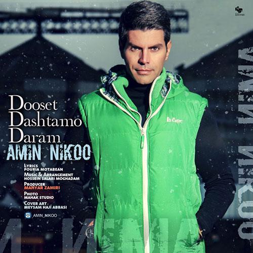 Amin Nikoo - Doset Dashtamo Daram