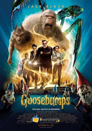 دانلود فیلم Goosebumps