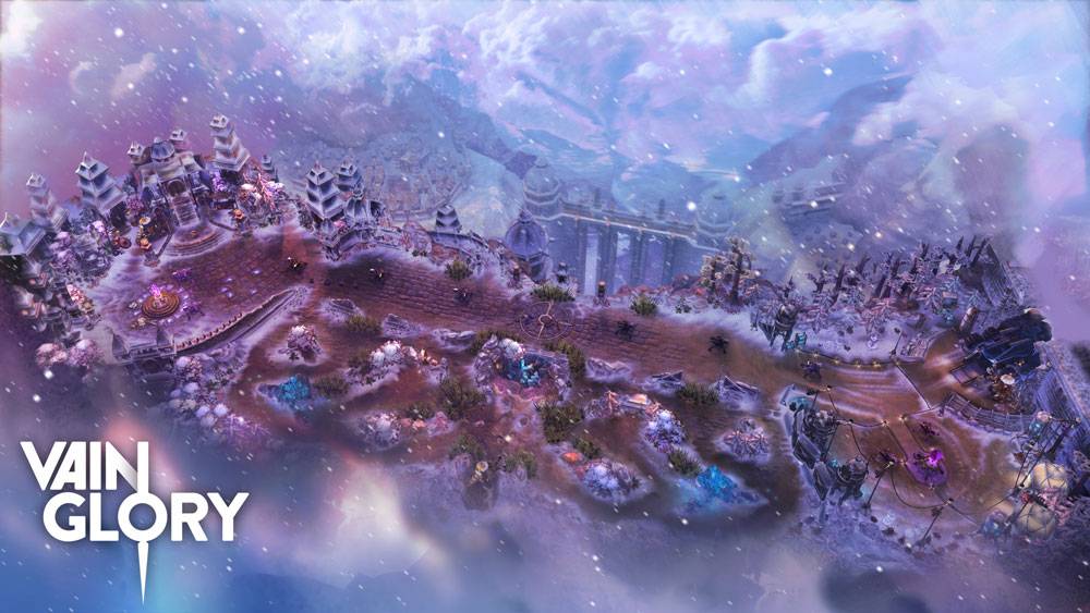 winter map vainglory