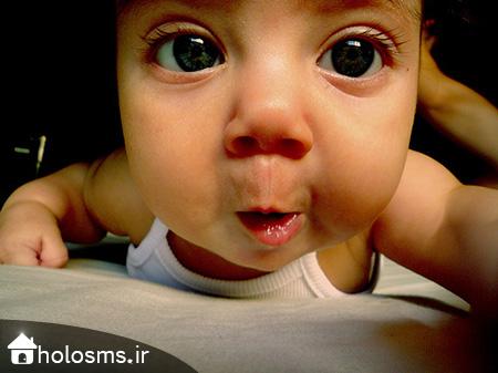 عکس بچه خوشگل- 10