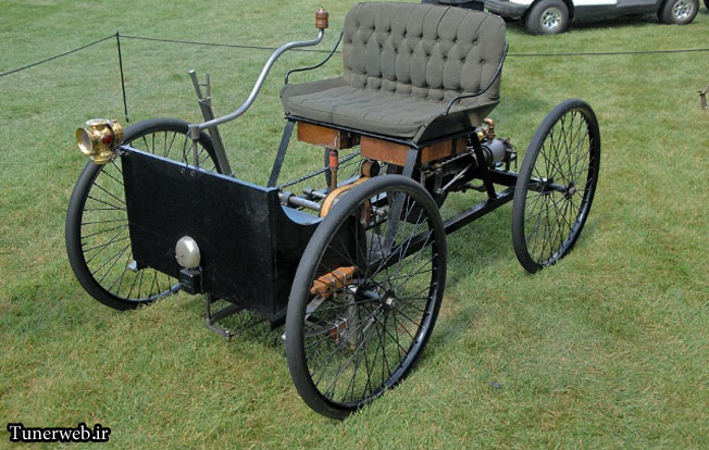 اولین اتوموبیل ساخته شده!!!