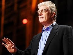 سر-کن-رابینسون-سخنرانی های-تد