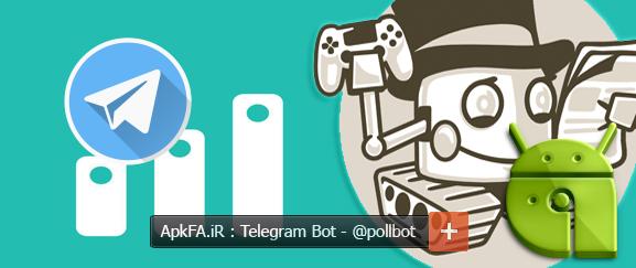 Telegram-Bot-pollbot-Create polls in groups Telegram-آموزش ایجاد نظر سنجی در گروه های تلگرام-جدیدترین ترفندهای تلگرام-اموزش-ترفند-هک-ایجاد نظر سنجی در گروه های تلگرام-اموزش تلگرام
