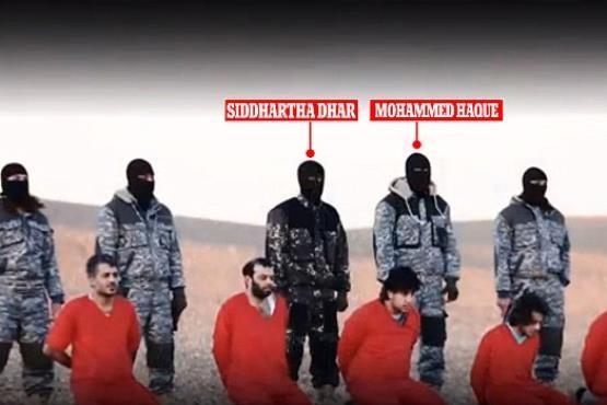 افشای هویت غول داعش +عکس , بین الملل