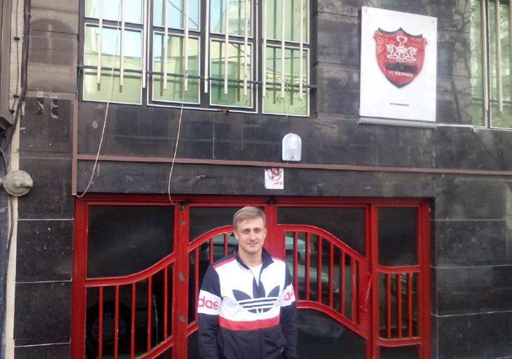 الکساندر لوبانوف دروازهبان جدید پرسپولیس+بیوگرافی و عکس