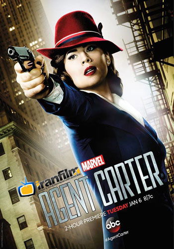 دانلود سریال Agent Carter