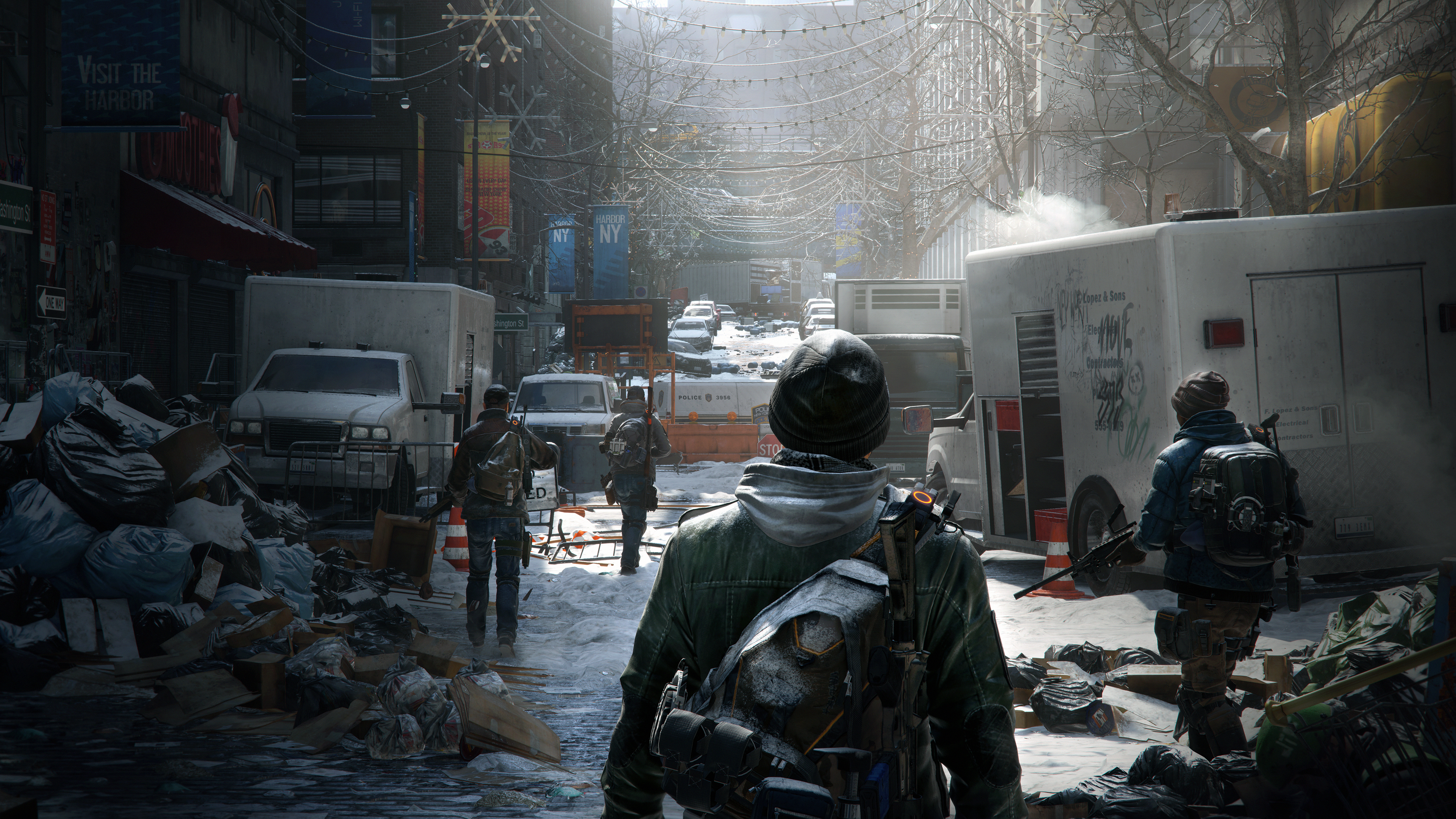Tom Clancy's The Division 4K