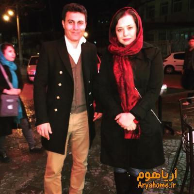 عکسهای مهراوه شریفی نیا در برنامه خوشا شیراز , عکس های بازیگران