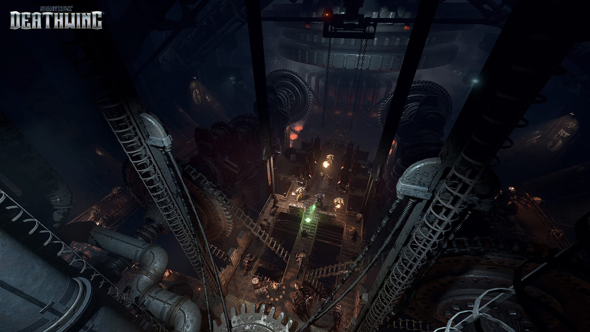 بازی Space Hulk: Deathwing