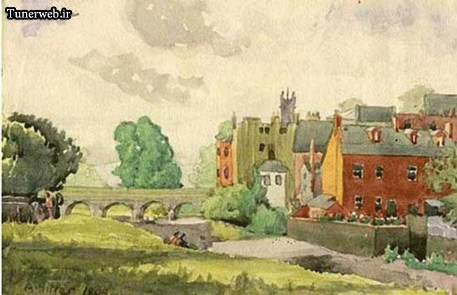 اولین نقاشی