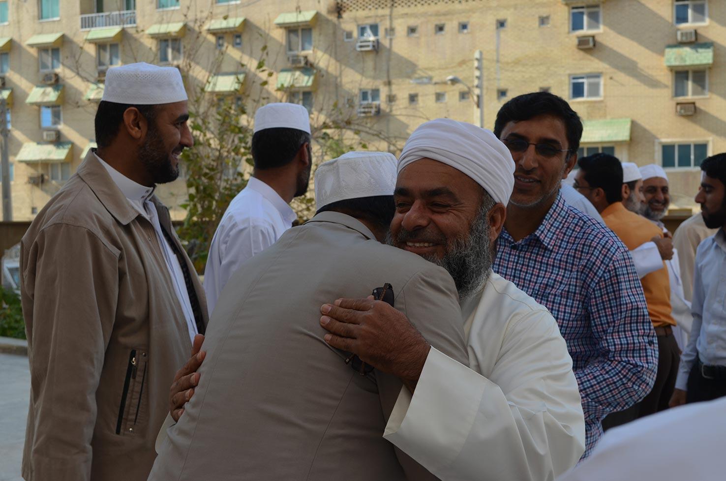 دومین همایش دانش آموختگان مجتمع دینی اهل سنت و جماعت بندرعباس و یادواره حاج ابراهیم عباسی
