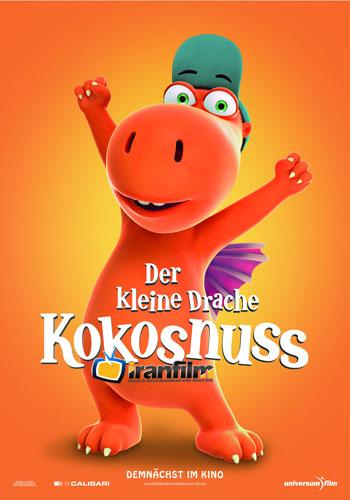 دانلود انیمیشن Der kleine Drache Kokosnuss