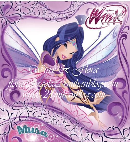 Winx & Flora / وینکس & فلورا / یکی از بهترین و بروز ترین وبای وینکسی بکیلک