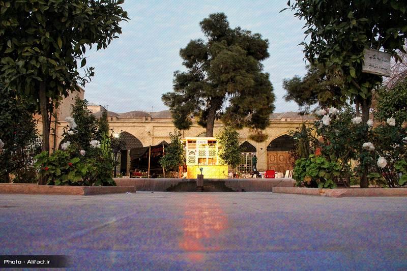 سرای فیل - شیراز