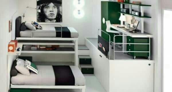 دکوراسیون داخلی اتاق خواب پسرانه