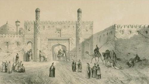 دروازه تاریخی