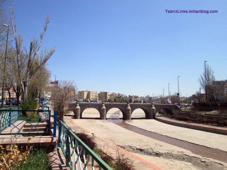 پل سنگی تبریز