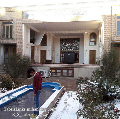 خانه قدیمی تبریز