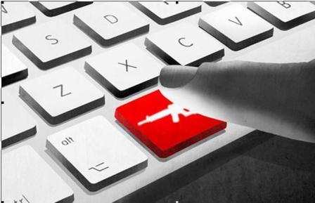 دانلود پایان نامه جنگ سایبری  شبکه ای و الکترونیک
