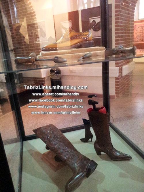 کفش و چرم تبریز
