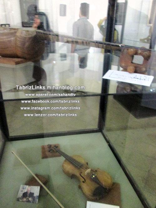 آلات موسیقی قدیمی