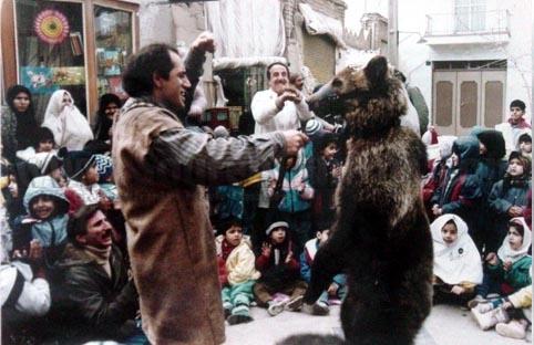 دانلود فیلم سینمائی یک مرد و یک خرس